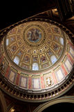 Cupola of St. Stephan Stock Photography