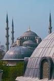 Cupolas of Ayasofya, Istanbul Stock Photo
