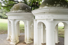 The Cupolas in Singapore Stock Photo