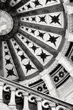 cupolastjärnor Arkivfoto