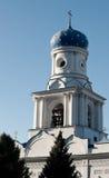 Cupole della chiesa Immagini Stock