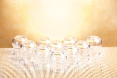 Cupping-glass Royalty Free Stock Photos