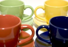 Cups 1 Royalty Free Stock Images