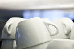 Cups stock images