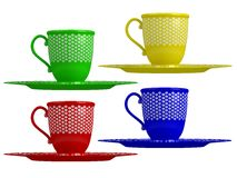 Cups Royalty Free Stock Images