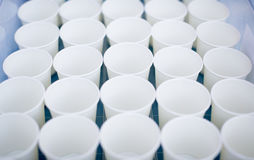Cups for coffee Royalty Free Stock Image