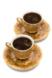 Cups from coffee Stock Photos