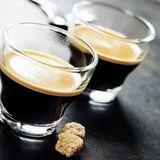 Cups of Espresso Royalty Free Stock Images