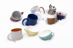 Cups And Mugs Stock Photos