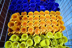 Cups Stock Photography