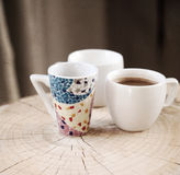 Cups sof coffee Stock Images