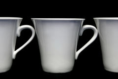cups tea Arkivbild