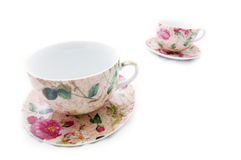 cups tea Royaltyfri Bild