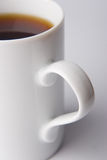 Cups for tea and coffee Royalty Free Stock Photo