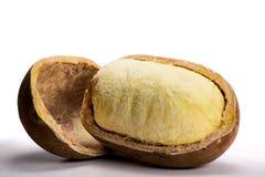Cupuaçúfruit royalty-vrije stock afbeelding