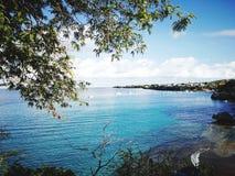 Curaçao& x27; s najlepszy widoki Zdjęcia Stock