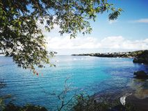 Curaçao& x27;s best views. Amazing landscape in Curaçao Stock Photos