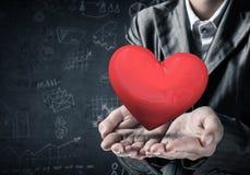 Cura del cliente professionale e concetto di sostegno Immagini Stock