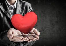Cura del cliente professionale e concetto di sostegno Immagine Stock