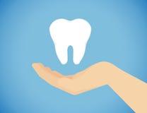Cura del dente Immagine Stock Libera da Diritti
