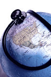 Cura del globo Fotografía de archivo libre de regalías