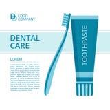 Cura dentale Fotografia Stock Libera da Diritti