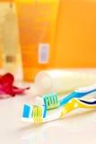 cura dentale fotografie stock libere da diritti
