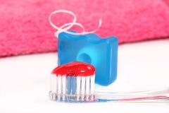 cura dentale Fotografie Stock