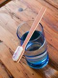 Cura dentale naturale Fotografia Stock Libera da Diritti