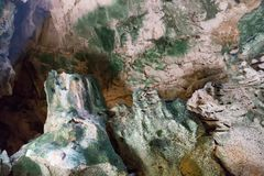 Curacao america Netherland Antilles Caves pictures. Curacao Netherland Antilles Caves pictures Stock Image
