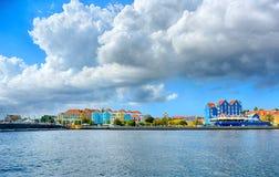 Curacao, Caribbean island Stock Photo