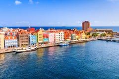 Curacao nederländska Antillerna royaltyfri fotografi