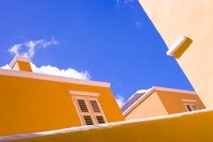 curacao roof överkanter Royaltyfri Foto