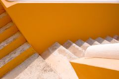 Curacao Stairs 02 stock photos