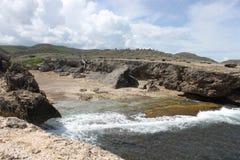 Curacau Boka Стоковые Фото
