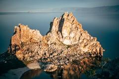 Curandeiro Rock Fotografia de Stock