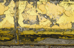 Asphalt and paint Royalty Free Stock Photography