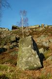 Curbar Edge, Peak District, Derbyshire, Stock Photos