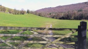 Curbarrand, Calver, Derbyshire, het UK stock fotografie