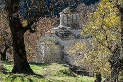 Curch in Greece Stock Photos