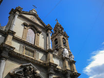 Curch of Palermo Stock Photography