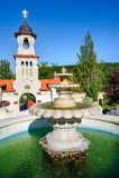 Curchi orthodoxer Christian Monastery, Moldau Lizenzfreie Stockfotos