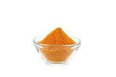 Free Curcuma In Glass Bowl Royalty Free Stock Photography - 9032767