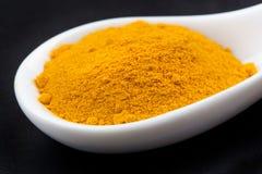 Curcuma powder Stock Image