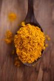 Curcuma spice Stock Image