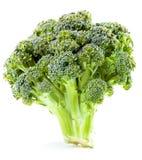 Curd. Broccoli closeup Stock Images