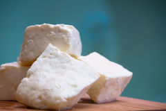 Curd cheese Royalty Free Stock Images