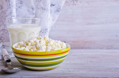 Curd cheese Royalty Free Stock Image