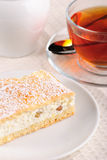 Curds shortbread Stock Images