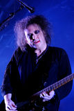 The Cure (band) in concert at San Miguel Primavera Sound Festival Stock Images